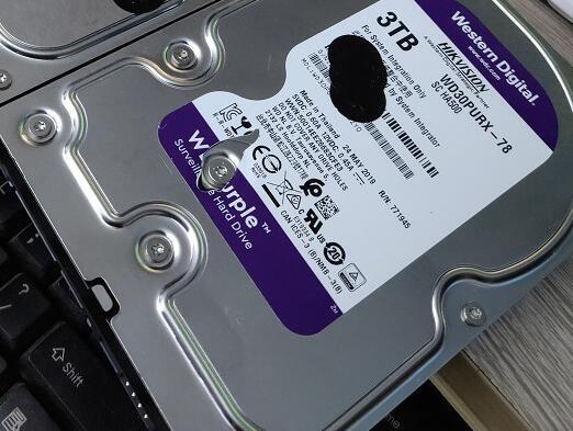 监控硬盘开盘数据恢复